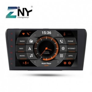 "Mazda 3 2004-2009   RC AUDIO KD-9204  Ekran 9"" Android 9.0  Ekran GPS Navi WiFi 4GB RAM 32GB FLASH DAB+"