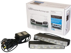 DRL Daylights 7500k Model E1 5 Led
