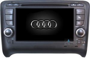 Audi TT 8J  2006-2013  ACS-8978W  Android 8 CPU 8x1.5GHz Ram 2GHz Dysk 32GB Ekran HD MultiTouch OBD2 DVR DVBT BT Kam DVD