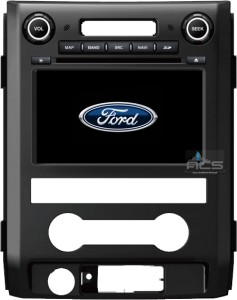 Ford F150 2009 - 2012  ACS-8222W  Android 8 CPU 8x1.5GHz Ram 2GHz Dysk 32GB Ekran HD MultiTouch OBD2 DVR DVBT BT Kam DVD