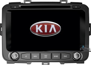 Kia Carens 2013+  ACS-8278RL  Android 9/10 CPU 8x1.87GHz Ram4GB Dysk32GB DSP DVD GPS Ekran HD MultiTouch OBD2 DVR DVBT BT Kam