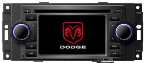 Dodge Caliber Charger Dakota Durango Magnum Ram  ACS-8206DRL Android 9/10 CPU 8x1.87GHz Ram4GB Dysk32GB DSP DVD GPS HD