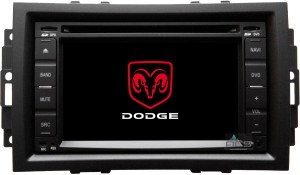 Dodge Caliber Charger Durango  ACS-8901DRL Android 9 CPU 8x1.87GHz Ram4GB Dysk32GB DSP DVD GPS Ekran HD MultiTouch OBD2 DVR DVBT BT Kam