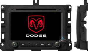 Dodge Ram 1500 2500 3500 4500 5500 2013+  ACS-8286RL Android 9/10 CPU 8x1.87GHz Ram4GB Dysk32GB DSP DVD GPS Ekran HD MultiTouch OBD2 DVR DVBT BT Kam