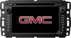 GMC Buick Enclave 2008-up, Lucerne 2006-2010  ACS-8231BW  Android 8 CPU 8x1.5GHz Ram 2GHz Dysk 32GB Ekran HD MultiTouch OBD2 DVR DVBT BT Kam DVD