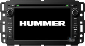 Hummer H2 2008 - 2009 ACS-8231HSW  Android 8 CPU 8x1.5GHz Ram 2GHz Dysk 32GB Ekran HD MultiTouch OBD2 DVR DVBT BT Kam DVD