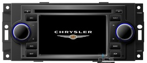 Chrysler 300 2005-2007, Aspen 2007+, PT Cruiser 2006-2010  ACS-8206CW Android 8 CPU 8x1.5GHz Ram 2GHz Dysk 32GB Ekran HD MultiTouch OBD2 DVR DVBT BT Kam DVD