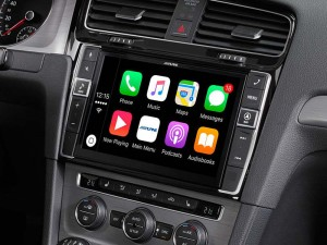 "Volkswagen Golf 7   Alpine i902D-G7   Ekran 9"" Android Auto Apple CarPlay"
