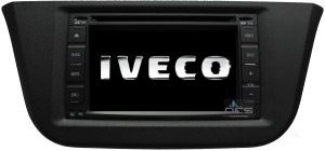 Iveco Daily 2014+   ACS-8901IV2RL  Android 9 CPU 8x1.87GHz Ram4GB Dysk32GB DSP DVD GPS Ekran HD MultiTouch OBD2 DVR DVBT BT Kam