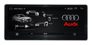 AUDI A4 B9 2016+  RC AUDIO Android WIFI 1GB RAM